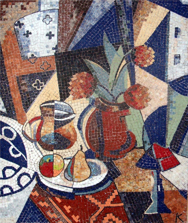 Déjeuner sur tapis